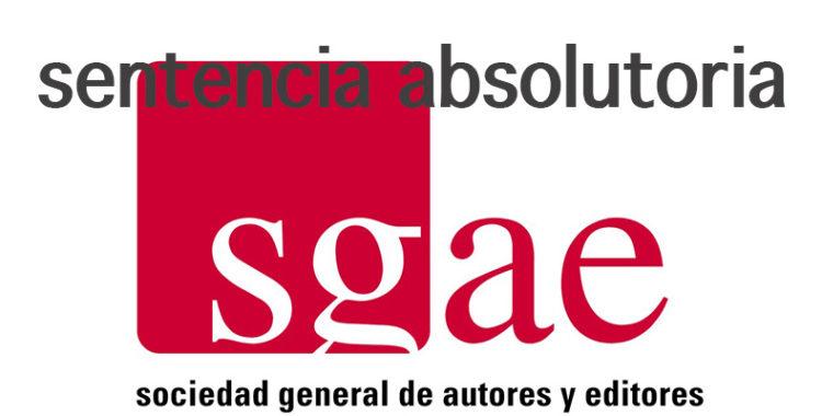 Redlex_JulioSanchez_Abogados_SGAE_Sentencia_Absolutoria